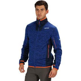 Regatta Collumbus V Jacket Men SurfSpry/Navy